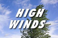 high winds wreck garage doors