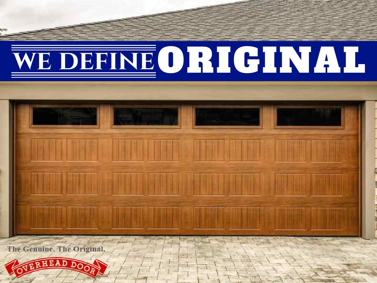 & We Define Original | Overhead Door of the Permian Basin