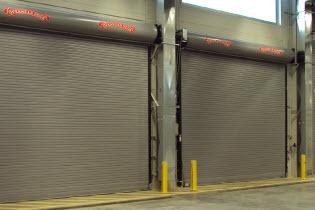 Rolling Steel Service Doors 620