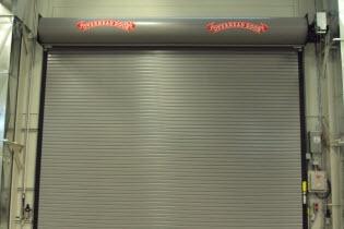 Rolling Steel Service Doors 625