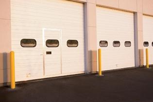Rolling Steel Service Doors 598